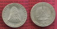 20 Mark Silbermünze Commemorative 1966 DDR, GDR Eastern Germany DDR 20 ... 105,00 EUR  +  8,50 EUR shipping