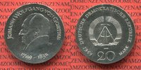 20 Mark Silbermünze DDR 1969 DDR, GDR Eastern Germany DDR 20 Mark 1969 ... 60,00 EUR