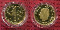 100 Euro Gold Fußball 2003 Spanien, Spain Spanien 100 Euro Gold 2003 Fu... 268,82 EUR