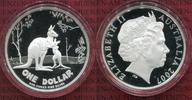 1 Dollar 1 Unze 2007 Australien, Australia Australien 1 Dollar 2007 Kän... 199,00 EUR  +  8,50 EUR shipping