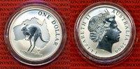 1 Dollar Känguruh Silber 1 Unze 2000 Australien Australia 1 Dollar 2000... 62,00 EUR57,00 EUR