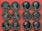 6 x 20 Crowns Silbermünze 1992 Turks and Caicos Islands Turks and Caico... 179,00 EUR