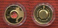 1 Dollar Edelsteine Zodiac Sternzeichen o.J. Cook Islands Cook Islands ... 22,00 EUR