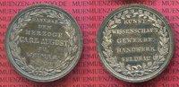 Silbermedaille Verdienstmedaille 1801 Sachsen Weimar Eisenach Prämie fü... 650,00 EUR  +  8,50 EUR shipping