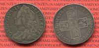 1/2 Crown 1746 England Great Britain UK England Great Britain UK 1/2 Cr... 150,00 EUR  +  8,50 EUR shipping