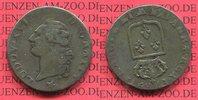 1 sol  Ludwig XVI. 1789 W Frankreich , France Frankreich  1 Sol 1789 W ... 99,00 EUR  +  8,50 EUR shipping