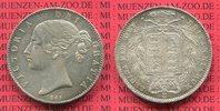 1 Crown Silbermünze 1845 England Großbritannien UK England 1 Crown Silb... 395,00 EUR
