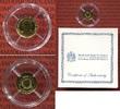 Malta 5 Euro Goldmünze 10. Todestag von Papst Johannes Paul II.