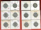 Lot 6 x 1 Mark Silbermünzen Div. Kaiserreich Etwas interessantere Jahrg... 49,00 EUR  excl. 8,50 EUR verzending