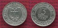 3 Mark 1926 A Weimarer Republik Deutsches Reich 700 Jahre Reichsfreihei... 105,00 EUR  excl. 8,50 EUR verzending