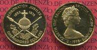 100 Dollars Goldmünze 1978 Britische Jungferninseln, Virgin Islands Cor... 275,00 EUR  plus 8,50 EUR verzending