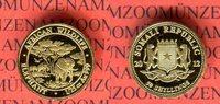 50 Shilling Gold 1/25 Unze 2012 Somalia Afrikanischer Elefant PP Africa... 65,00 EUR  + 8,50 EUR frais d'envoi