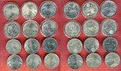 Lot von 12 Silbermünzen verschiedene Spanien 12 x 12 Euro Silber 2002 -... 159,00 EUR  + 8,50 EUR frais d'envoi