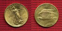 USA 20 Dollars St. Gaudens Double Eagle 1924 vz-prfr USA 20 Dollars 1924... 1399,00 EUR +  18,00 EUR shipping