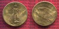 USA 20 Dollars Gold St. Ga...