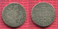 Brandenburg Preußen 1/2 Taler Georg Wilhelm Brandenburg Preußen 1634 1/2 Taler Königsberg Georg Wilhelm  Spruchtaler