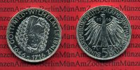 Bundesrepublik Deutschland, Germany FRG 5 DM Gedenkmünze Commemorative C... 40,00 EUR