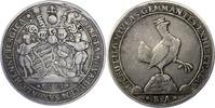 Taler Ausbeute der Grube zu Ilmenau 1695 Sachsen-Henneberg-Ilmenau  Gut... 800,00 EUR