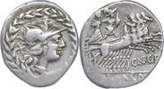 Denar 138 v,Chr. Rom,Cn.Gelius  Gutes sehr schön,leichte Prägeschwäche  90,00 EUR