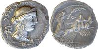 Denar 82-81 v.Chr. Rom,C.Annius u.L.Fabius Hispaniensis  Kl.Randfehler,... 195,00 EUR