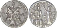 Denar 119 v.Chr. Rom,M.Fourius Philus  Vorzüglich/Gutes vorzüglich  175,00 EUR