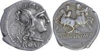 Denar  Rom,C.Servilius M.f.  Vorzüglich/Gutes sehr schön  365,00 EUR