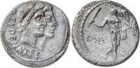 Denar 47 v.Chr. Rom,C.Antius Restio  Gutes sehr schön,subaerat  285,00 EUR