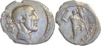 Denar 47 v.Chr. Rom Republik,C.Antius Restio  Sehr schön,kl.Randfehler  350,00 EUR