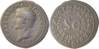 AE As 80-81 n.Chr. Rom,Titus für Tiberius  Flusspatina, leichte, minima... 115,00 EUR