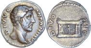 Denar 161 n.Chr. Rom,Antoninus Pius  gutes sehr schön  70,00 EUR