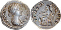 Denar 145-175 n.Chr Rom,Faustina II.  sehr schön,Vs.SF  55,00 EUR