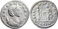 Antoninian 270-275 n.Chr. Rom,Severina  Schröttlingsriss,sonst prägefri... 58,00 EUR