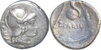 Denar 46 v.Chr. Rom,T.Carisius  sehr schön  80,00 EUR