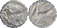 Ti.Claudius Nero Denar 79 v.Chr.,Rom. Sehr schön  69,00 EUR  +  5,00 EUR shipping
