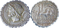 L.Memmius Galerius,Denar 106 v.Chr.,Rom. Vorzüglich  325,00 EUR  +  5,00 EUR shipping