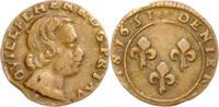 Wilhelm-Henry von Nassau(1650-1702)Denier Tournois 1651 Orange. Vorz... 275,00 EUR  +  5,00 EUR shipping