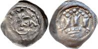 Salzburg, Geistlichkeit. Adalbert von Böhmen,1168-1177.Pfennig o.J.,... 155,00 EUR  +  5,00 EUR shipping