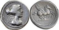 Quintus Titius,Quinar 90 v.Chr.,Rom. ss-vz  185,00 EUR  +  5,00 EUR shipping