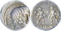 L.Titurius Sabinus,Denar 89 v.Chr.,Rom. Vs.l.dez.,Gutes sehr schön  125,00 EUR  +  5,00 EUR shipping