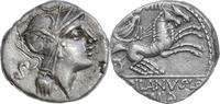 D.Iunius Silanus,Denar 91 v.Chr.,Rom. vorzüglich/sehr schön  85,00 EUR  +  5,00 EUR shipping