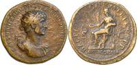 Dupondius   Hadrianus,Dupondius 117 n.Chr..,Rom. fast ss  50,00 EUR  +  5,00 EUR shipping