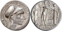 Cn.Cornelius Blasio.Denar 112-111 v.Chr.,Rom. vorzüglich  450,00 EUR  +  5,00 EUR shipping