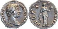 Denar 134-138 n.Chr. Rom,Hadrianus  Vorzüglich  165,00 EUR