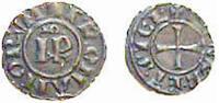 Denar 1197-1250 Königreich Sizilien,Friedrich II.  Prägefrisch  195,00 EUR
