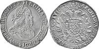 Taler 1652 RDR.,Ungarn FERDINAND III.,1637-1657 Gutes sehr schön-fast v... 375,00 EUR