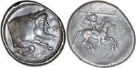 Stater 490-475 v.Chr. Sizilien,Gela  Fast Vorzüglich/Vorzüglich  2350,00 EUR