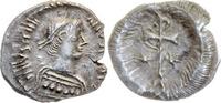 1/2 Siliqua 568-573 n.Chr. Langobarden,Zeit des Alboin  Schrötlingsriß,... 655,00 EUR