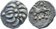 Quinar 2.-1.Jh.v.Chr. Vindeliker Donaukelten,Vindeliker Vorzüglich/Gute... 225,00 EUR