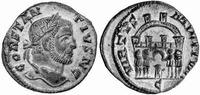 Argenteus 295-297 n.Chr. Rom,Constantius Chlorus  Stempelfrisch  1750,00 EUR