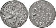 Maley Groschen 1596 Böhmen RDR.,Böhmen vz  48,00 EUR